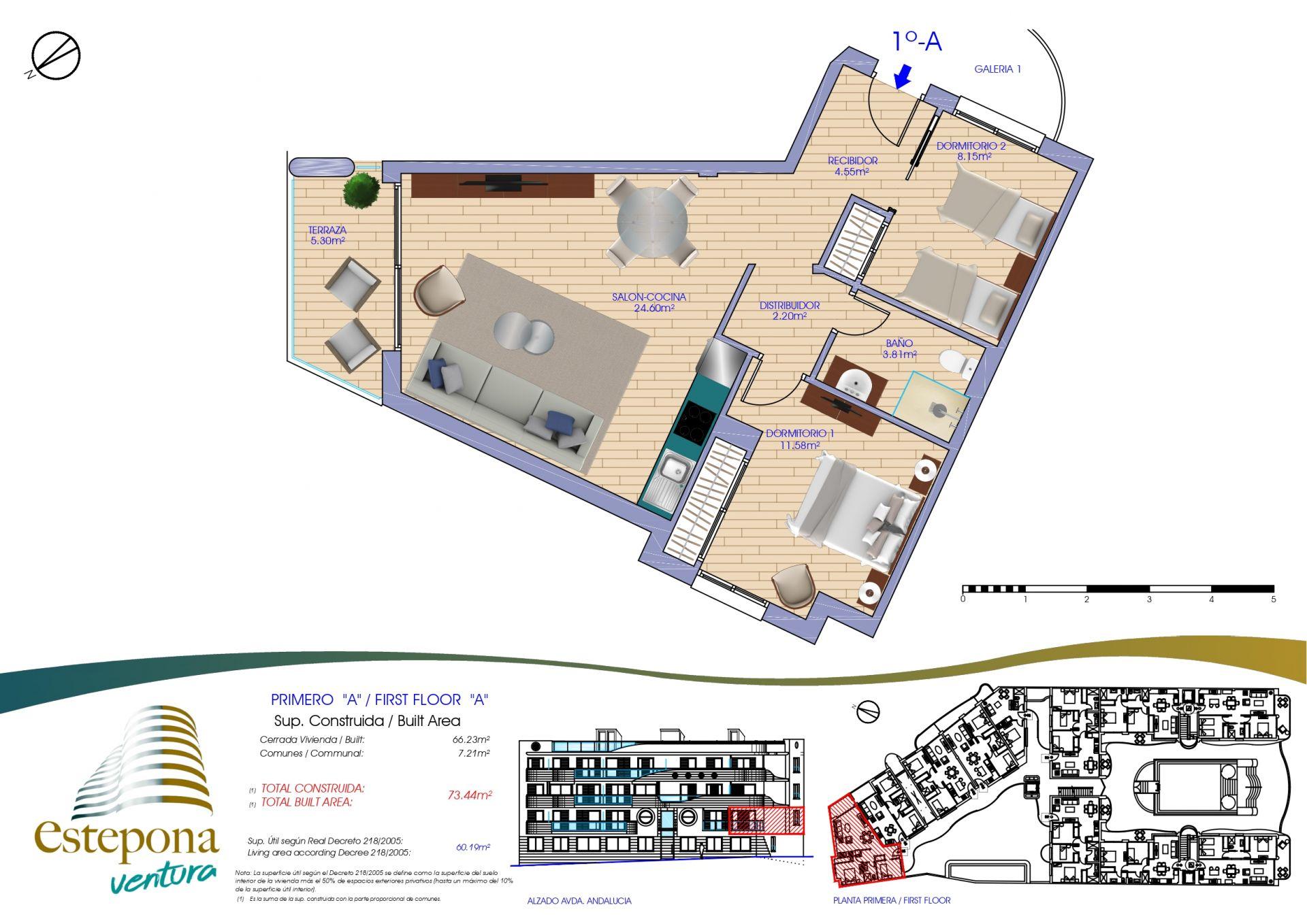 1a - Ventura Estepona | Compra de casa en Estepona