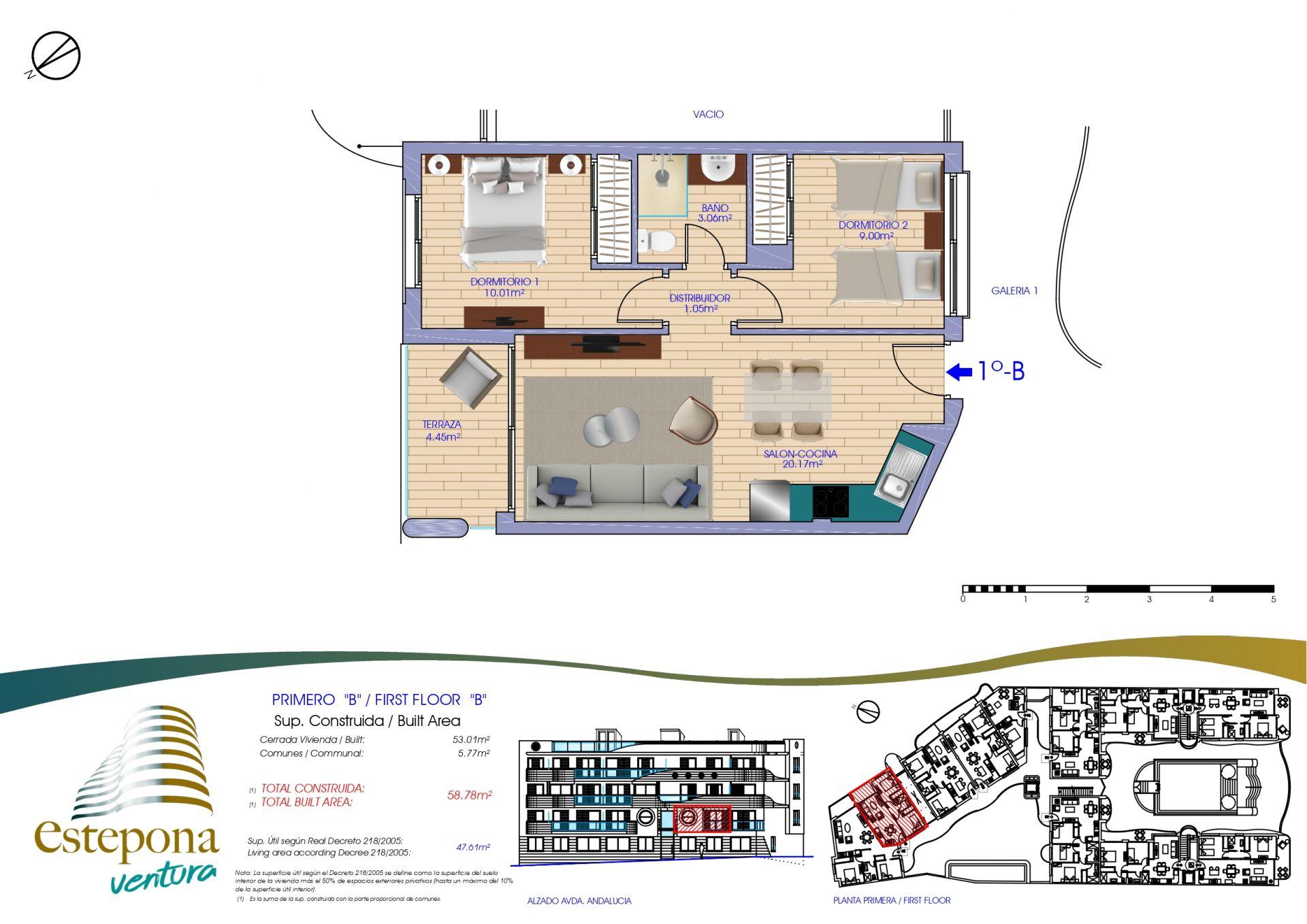 1b - Ventura Estepona | Compra de casa en Estepona
