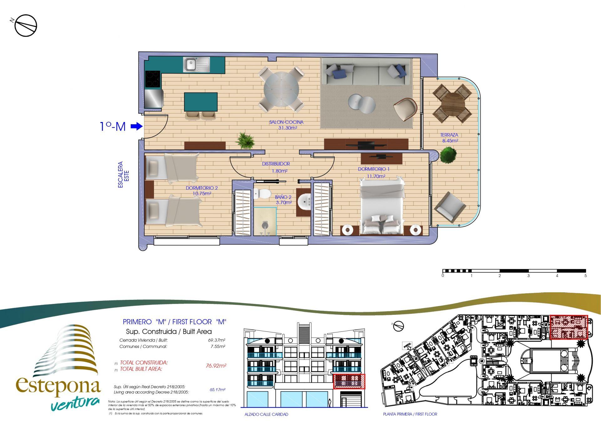 1m - Ventura Estepona | Compra de casa en Estepona
