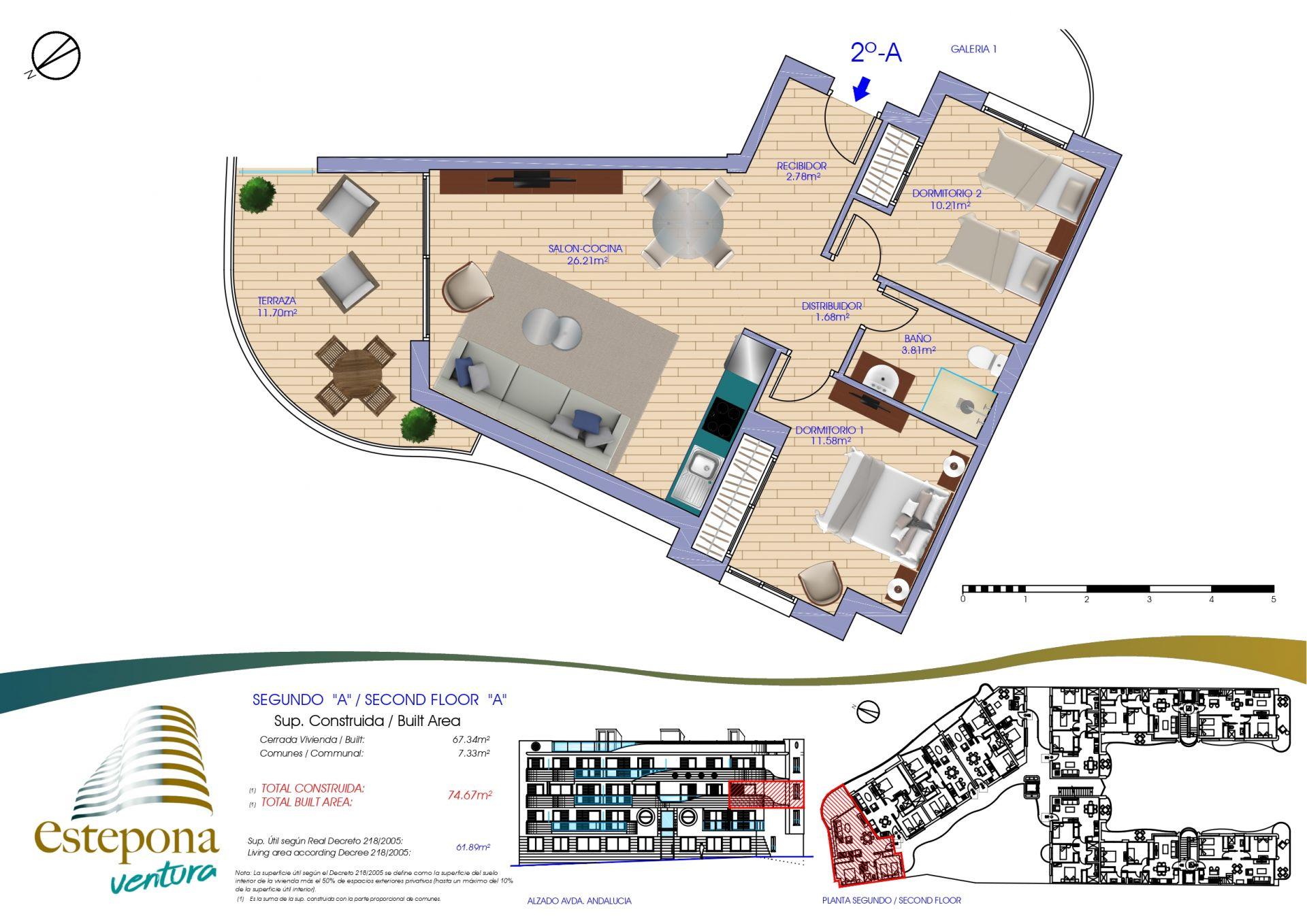 2a  - Ventura Estepona | Compra de casa en Estepona