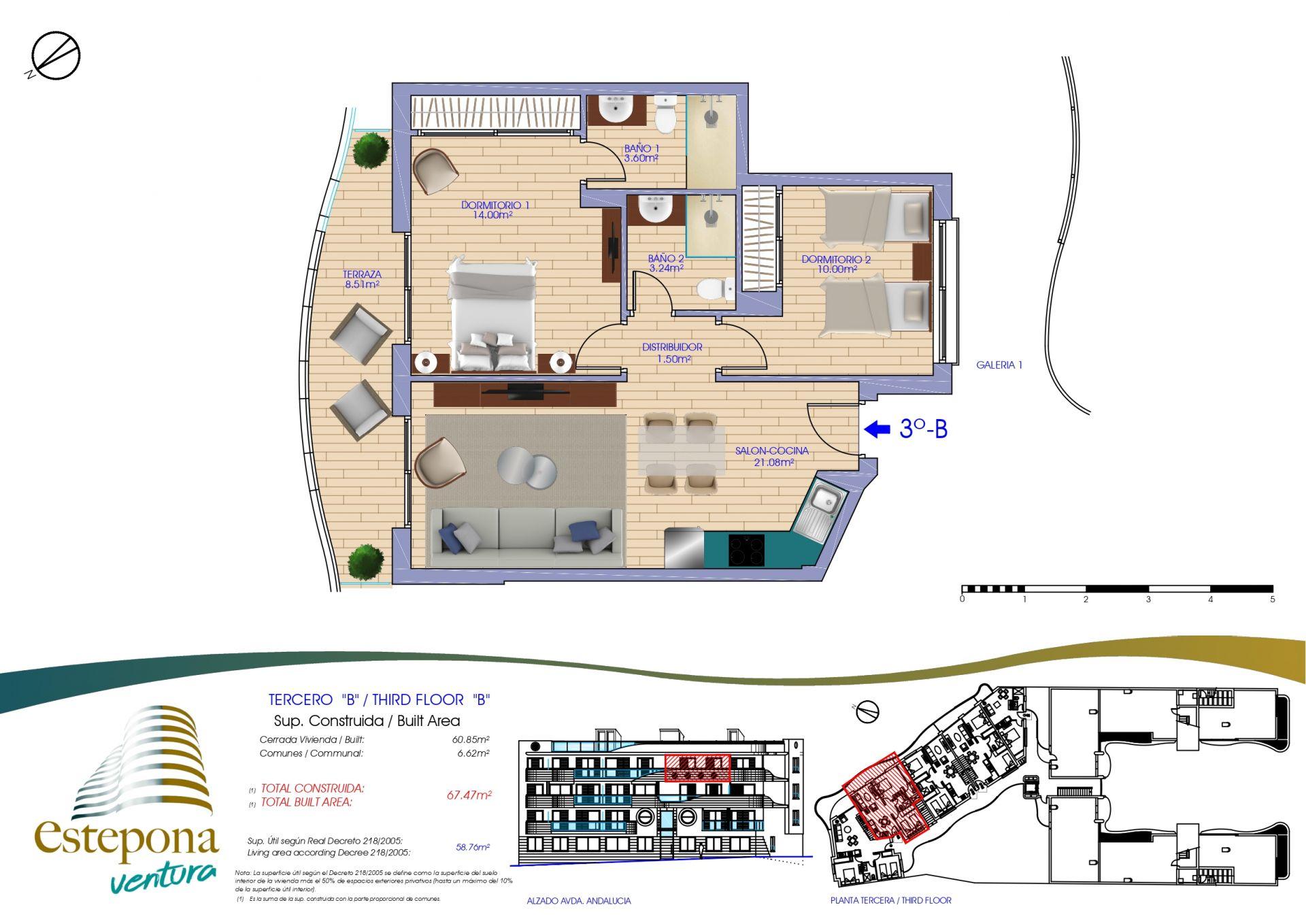 3b - Ventura Estepona | Compra de casa en Estepona