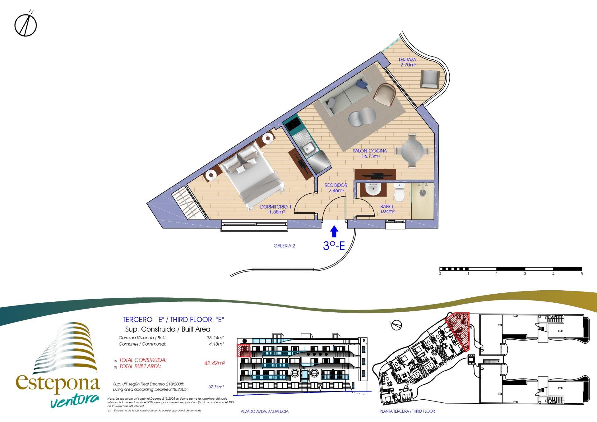 3e - Ventura Estepona | Compra de casa en Estepona