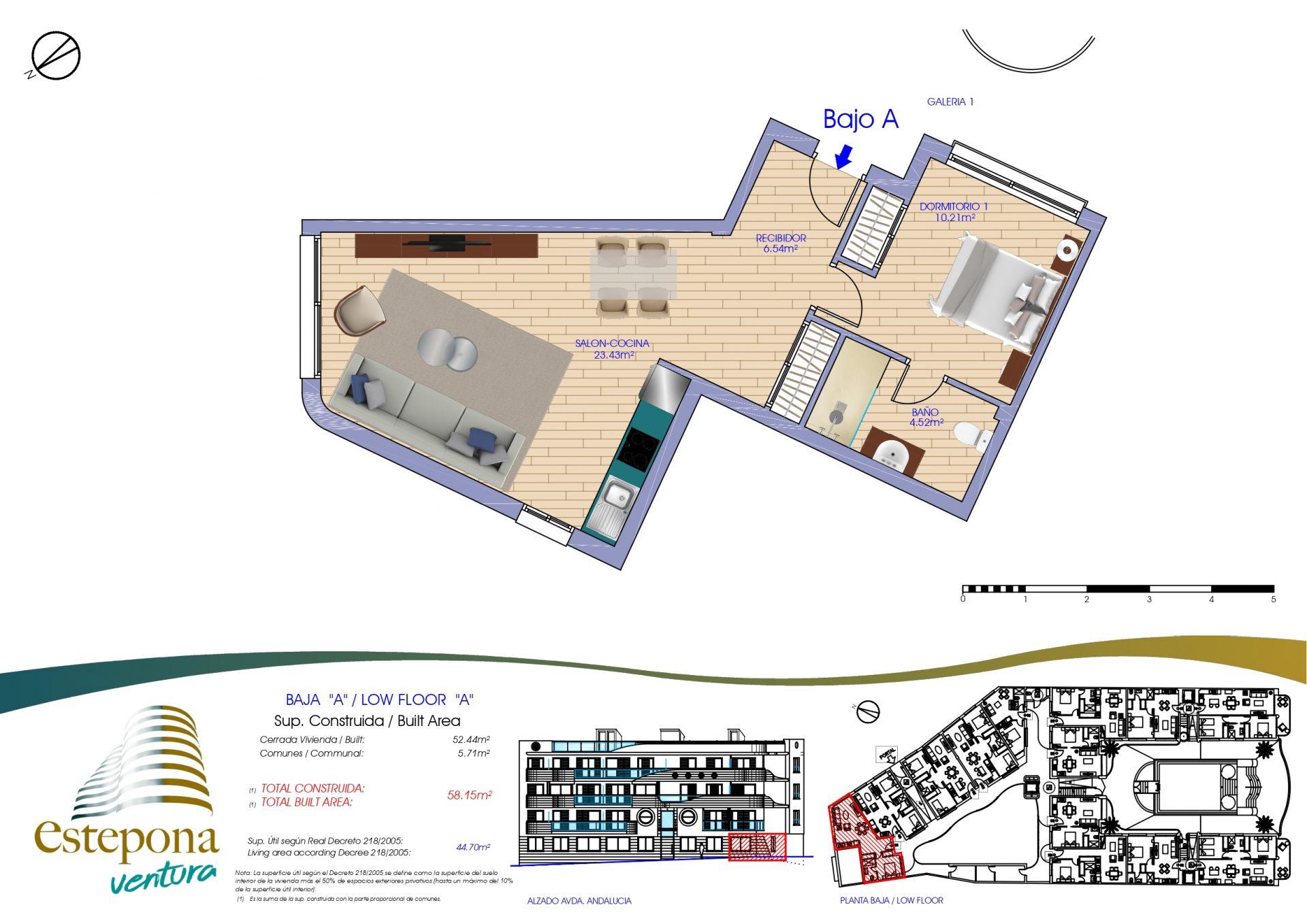 Ba - Ventura Estepona | Compra de casa en Estepona