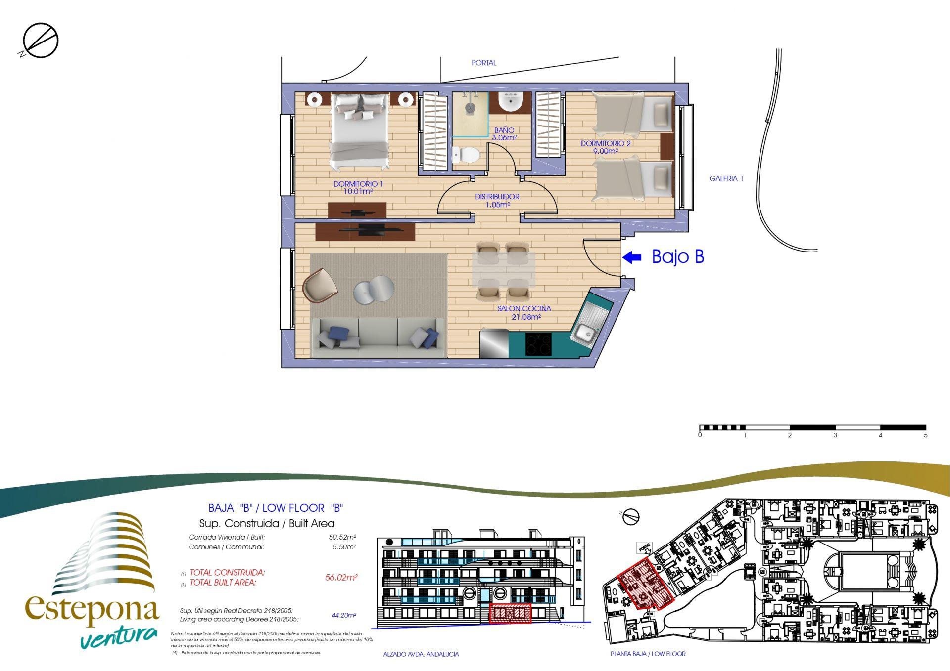 Bb - Ventura Estepona | Compra de casa en Estepona