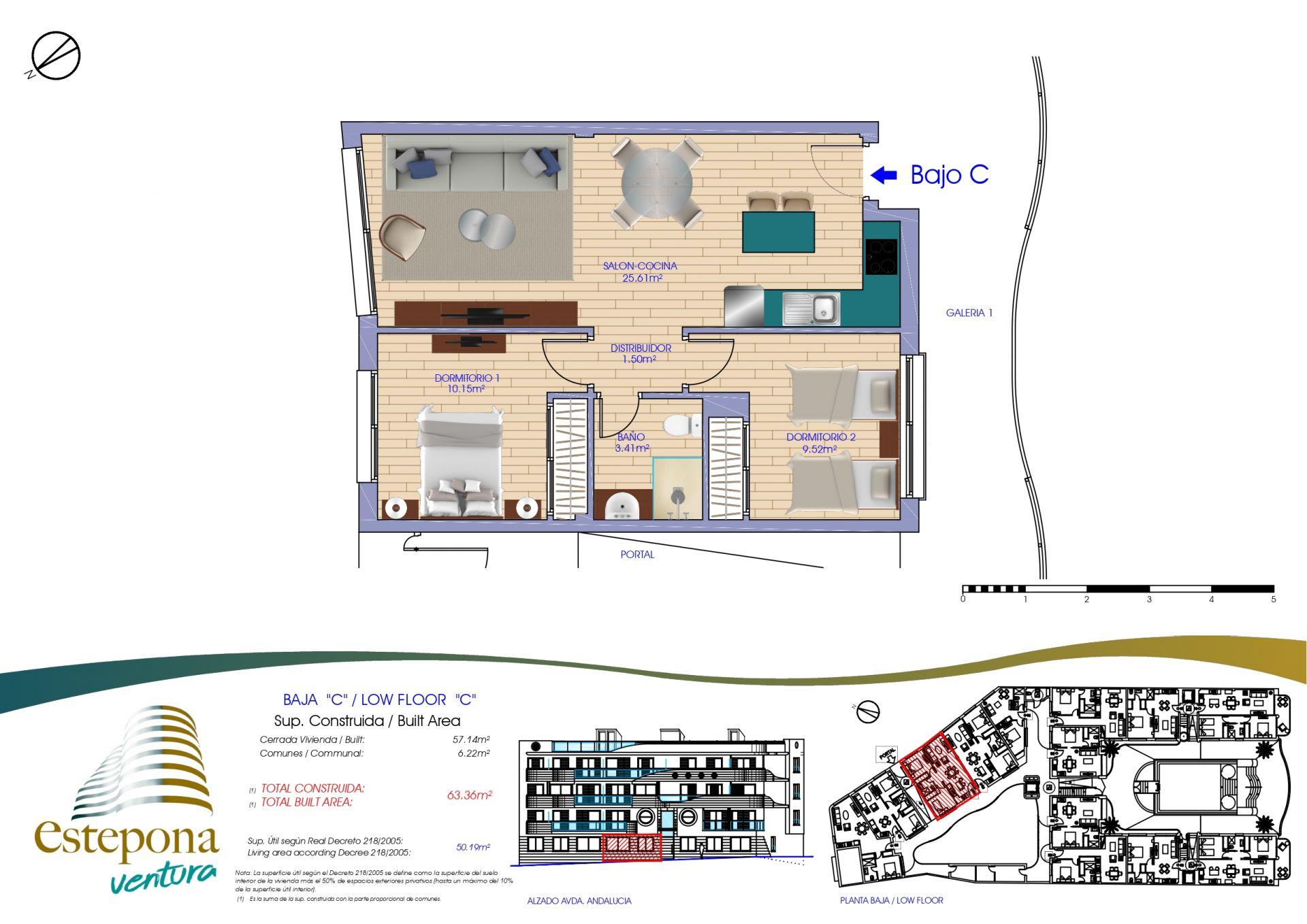 Bc - Ventura Estepona | Compra de casa en Estepona