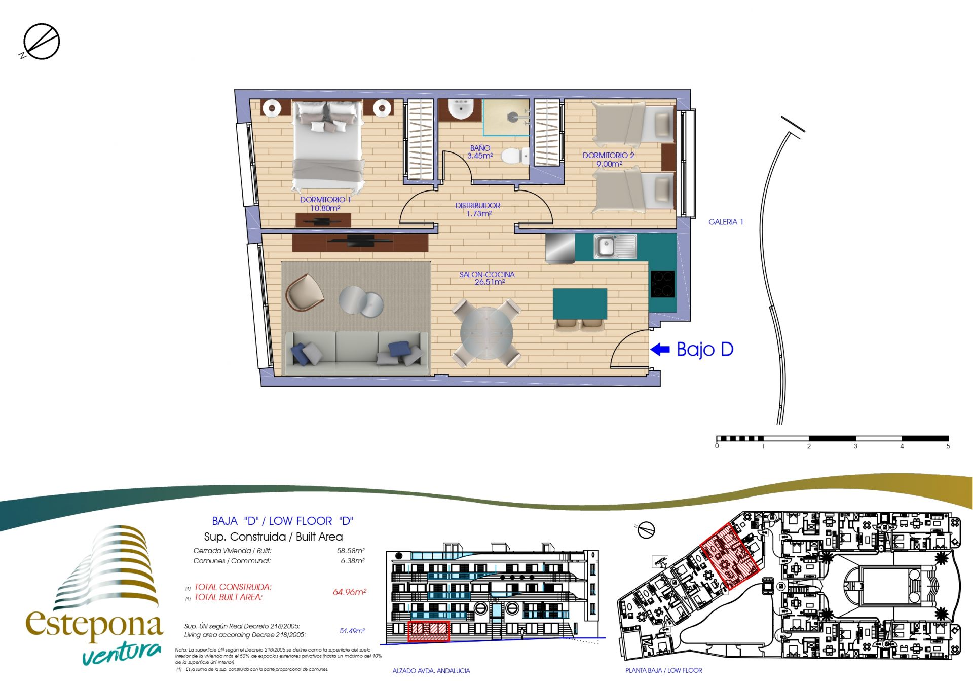 Bd - Ventura Estepona | Compra de casa en Estepona