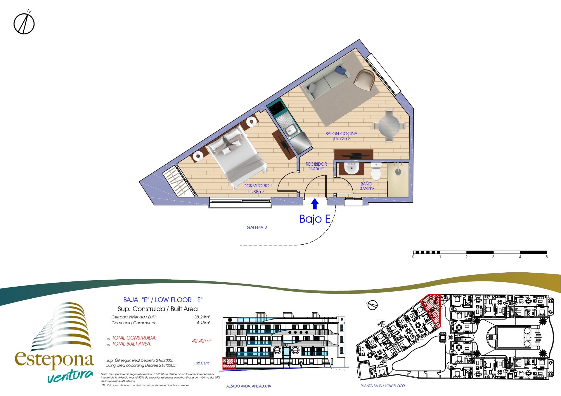 Be - Ventura Estepona | Compra de casa en Estepona