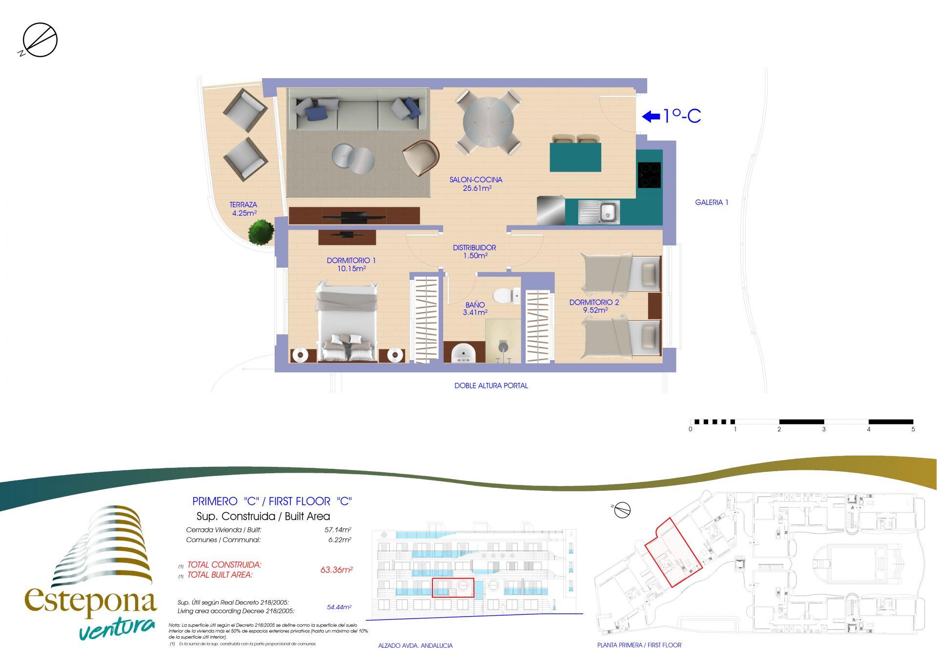 20201221 1º C  - Ventura Estepona | Compra de casa en Estepona