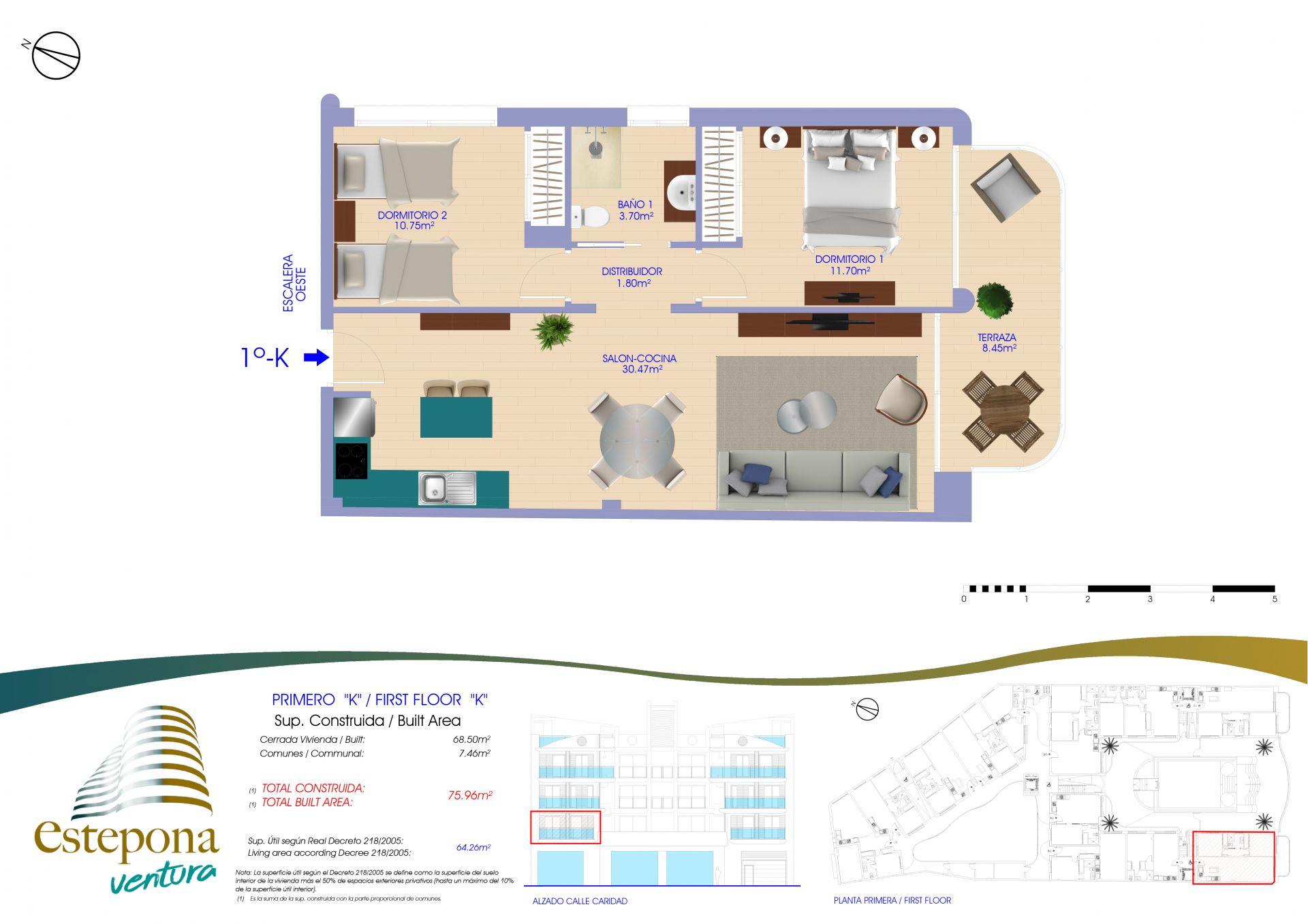 20201221 1º K  - Ventura Estepona | Compra de casa en Estepona
