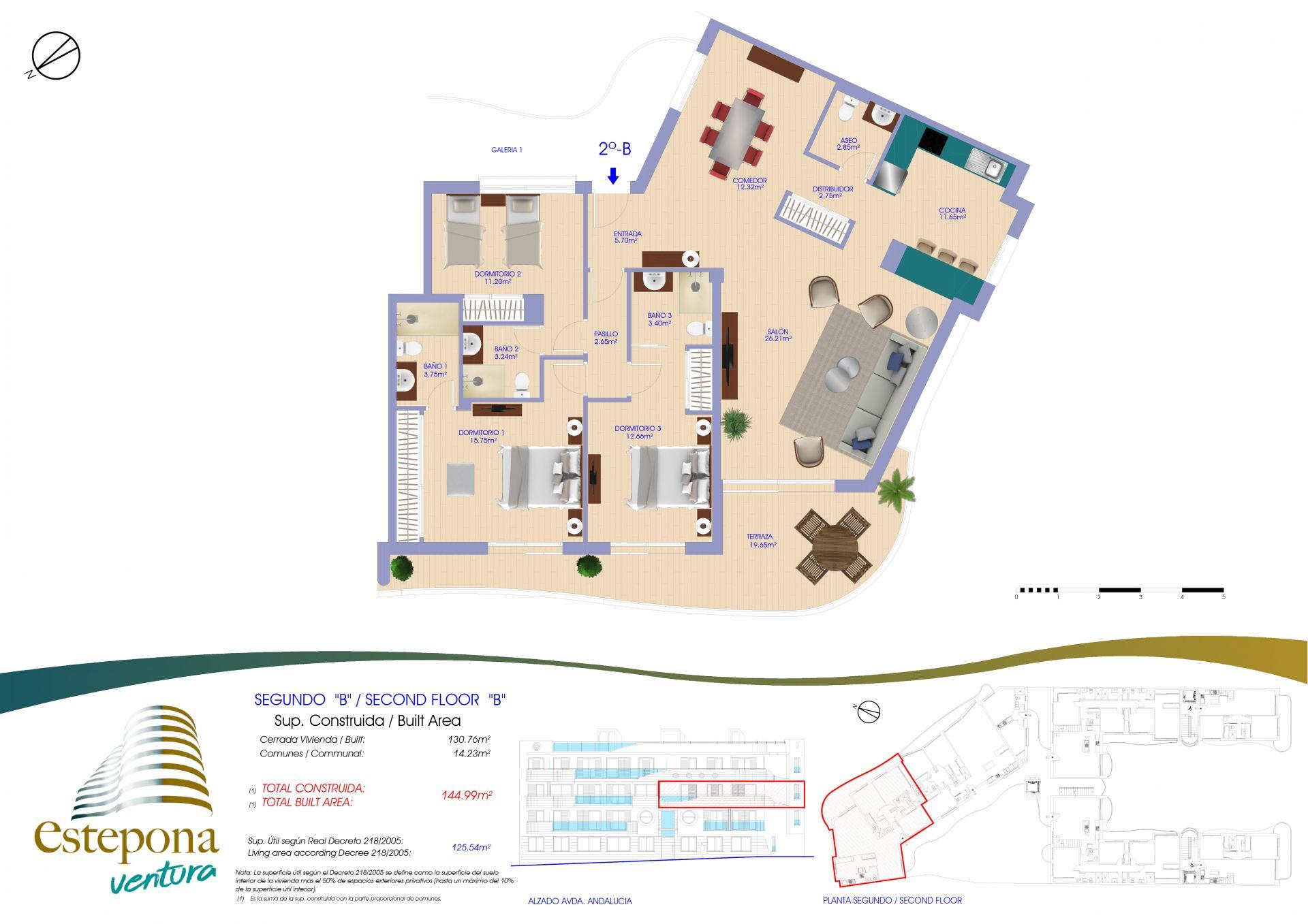 20201221 2º B  - Ventura Estepona | Compra de casa en Estepona