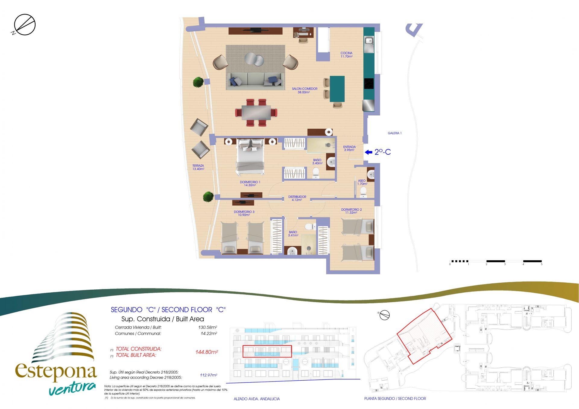 20201221 2º C  - Ventura Estepona | Compra de casa en Estepona