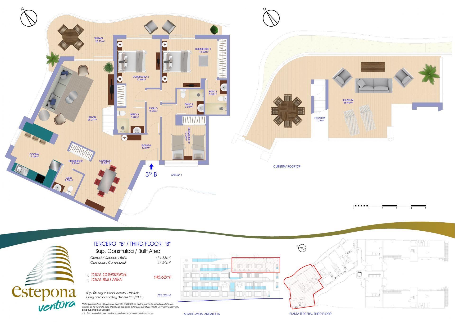 20201221 3º B  - Ventura Estepona | Compra de casa en Estepona