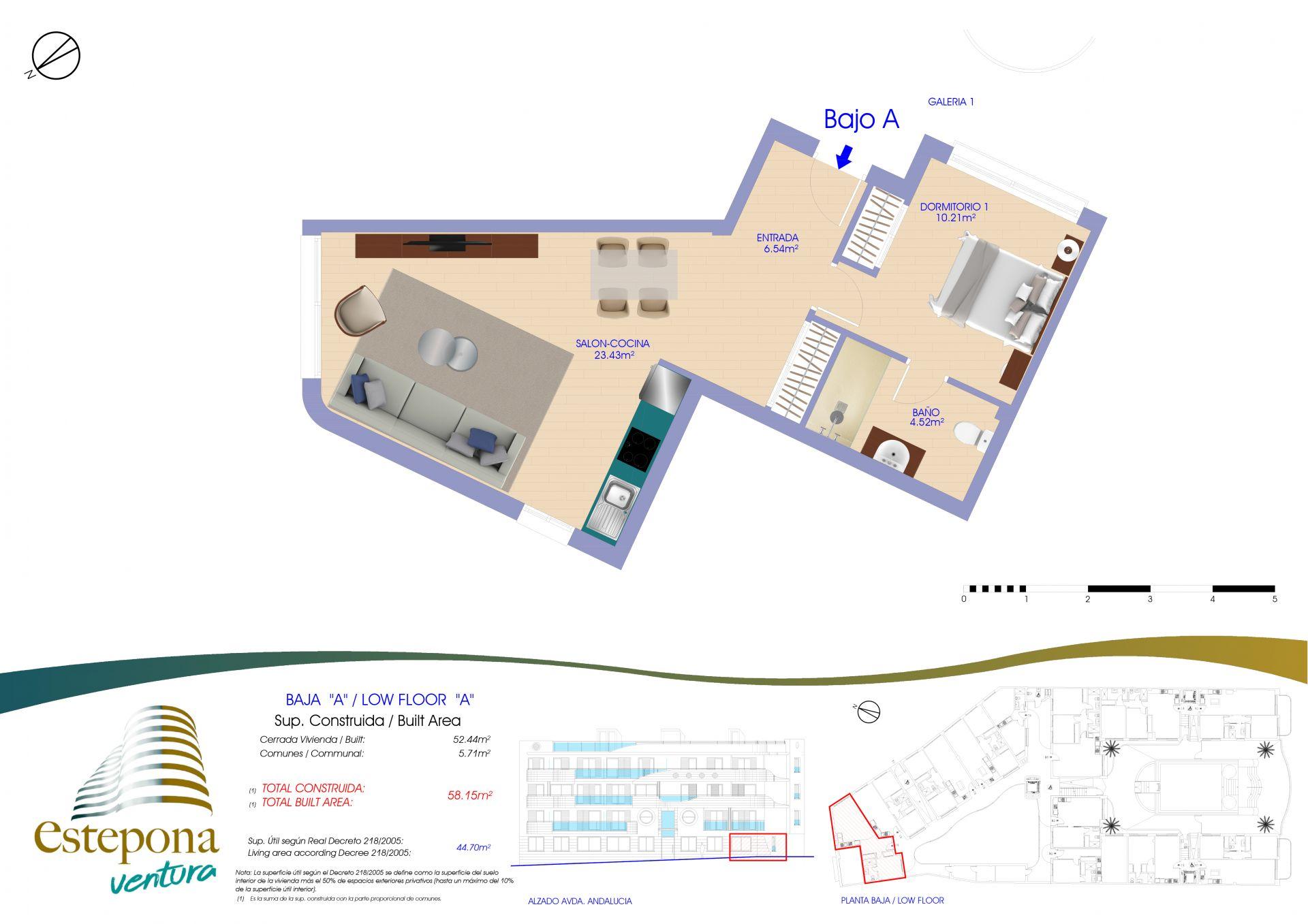 20201221 BAJO A  - Ventura Estepona | Compra de casa en Estepona