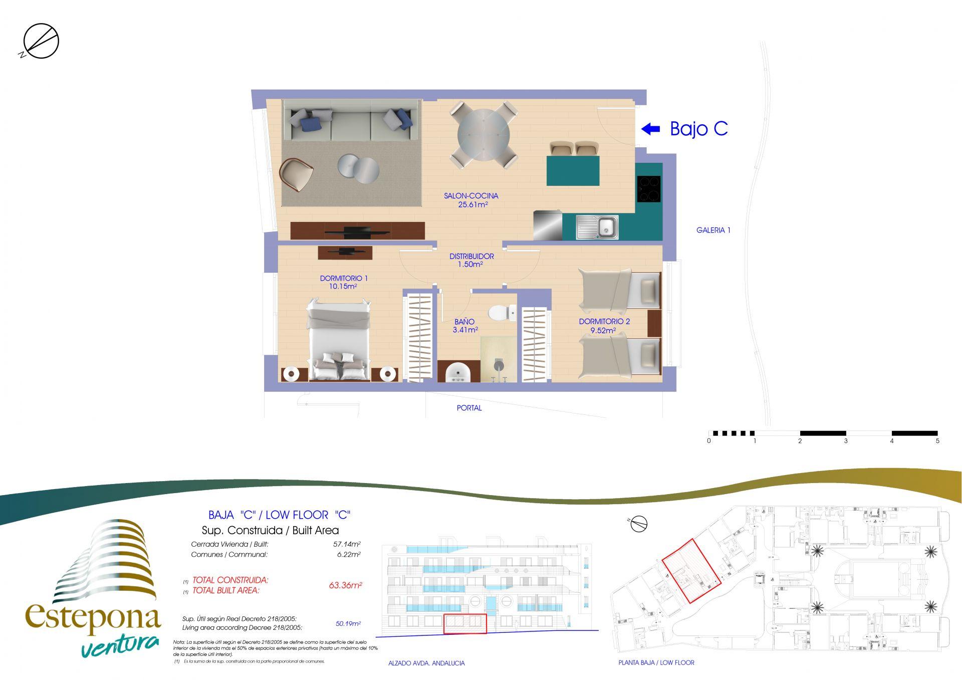 20201221 BAJO C  - Ventura Estepona | Compra de casa en Estepona