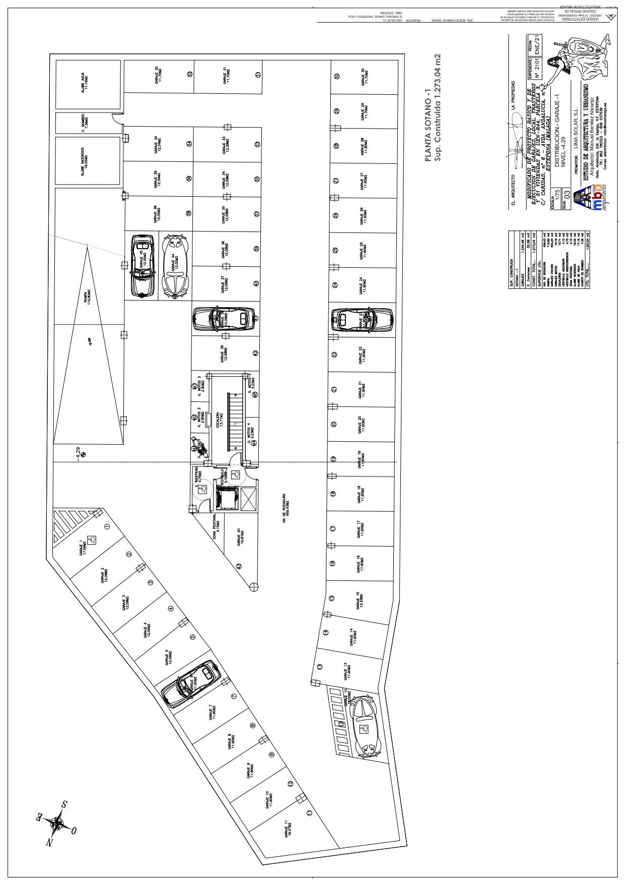 PLANOS COMPLETOS 1 1 page 0001 - Ventura Estepona | Compra de casa en Estepona